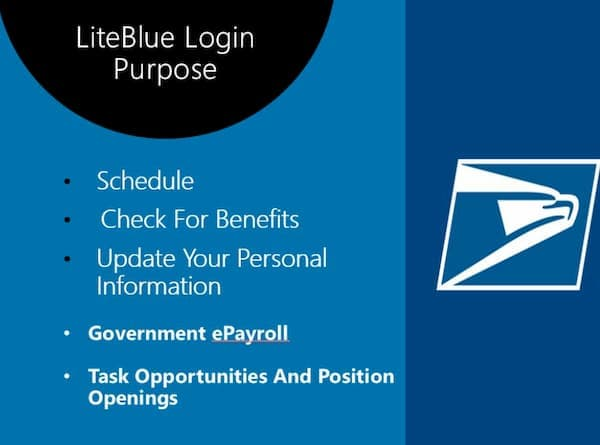 LiteBlue USPS Features
